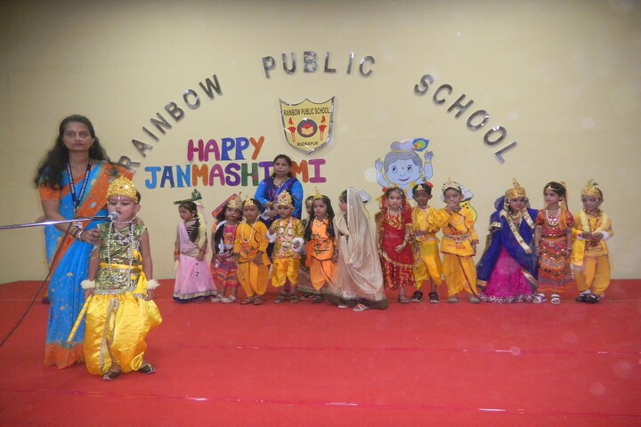 Rainbow Public School-Festival Celebration