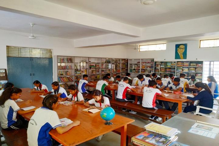 Rainbow Public School-Library