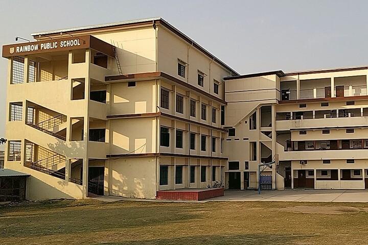 Rainbow Public School-School Campus
