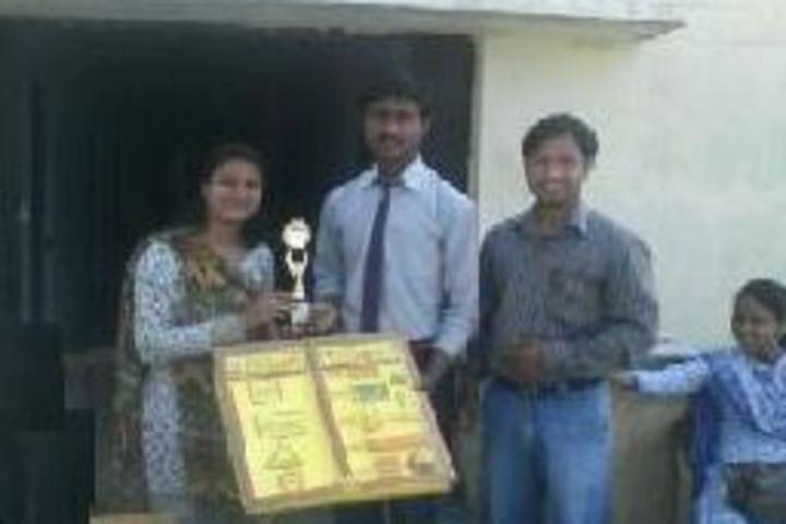 Rajeev Gandhi Navodaya Vidyalaya-Prize distribution