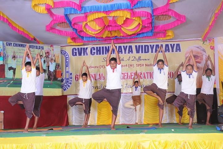 GVK Chinmaya Vidyalya-Annual Day