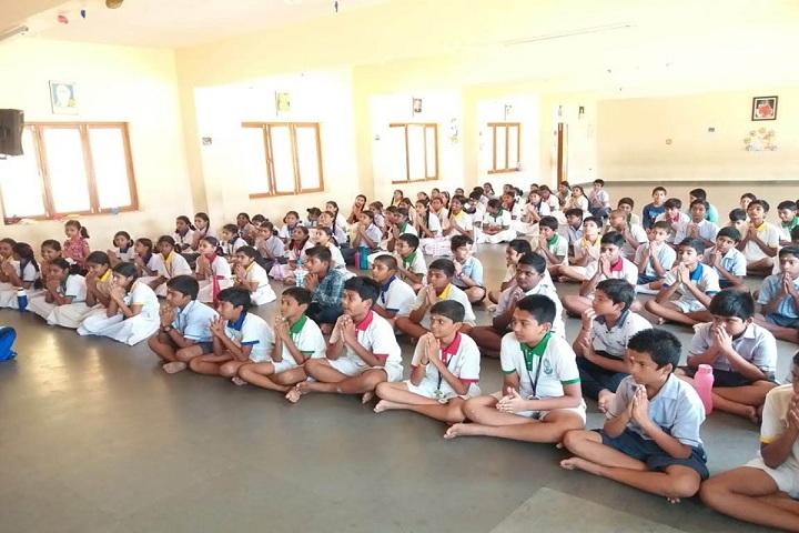 GVK Chinmaya Vidyalya-Auditorium