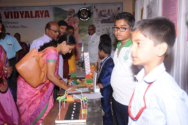 GVK Chinmaya Vidyalya-Science Exhibition
