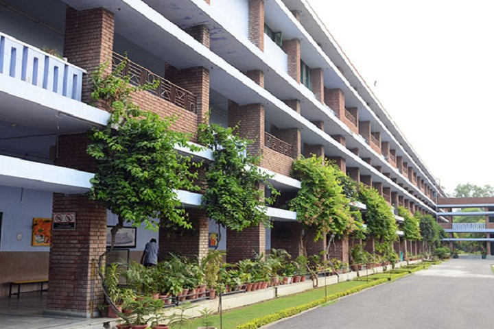 St Johns High School-Campus