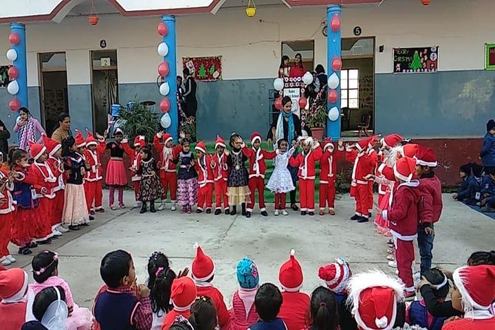Rudra Public School-Christmas Celebrations