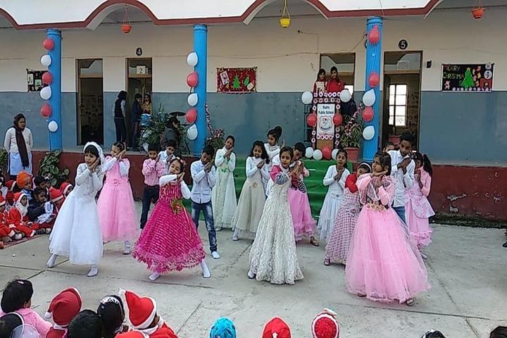 Rudra Public School-Dances