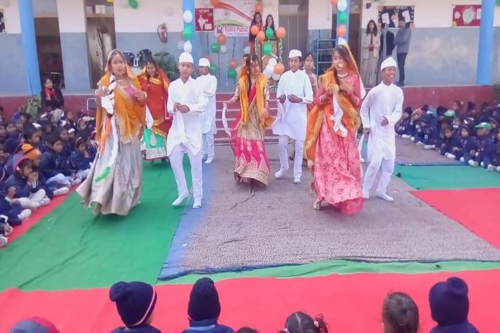 Rudra Public School-Dance Performance