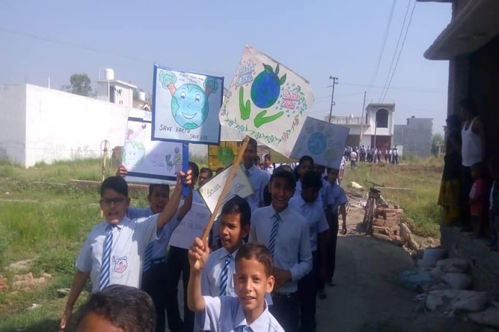 Rudra Public School-Earth Day