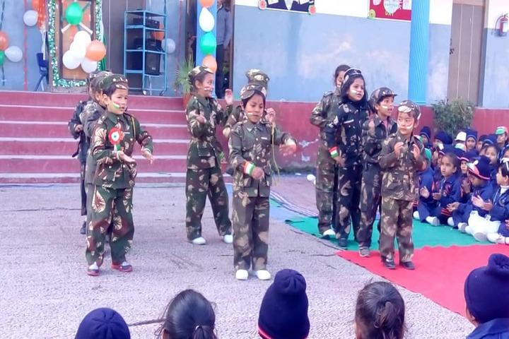 Rudra Public School-Republic Day
