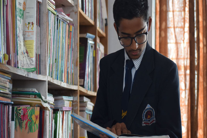 S K M Public School-Library