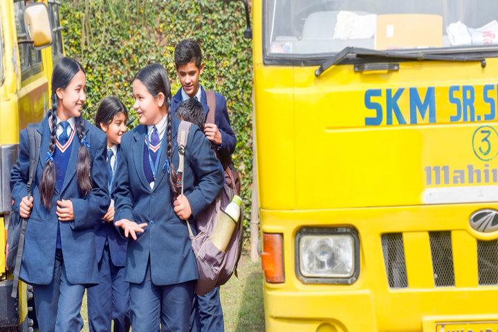 S K M Public School-Transport