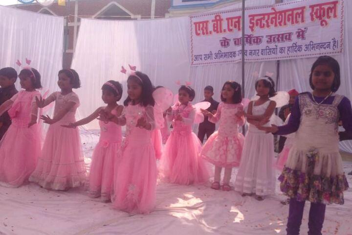S B N International School-Dance