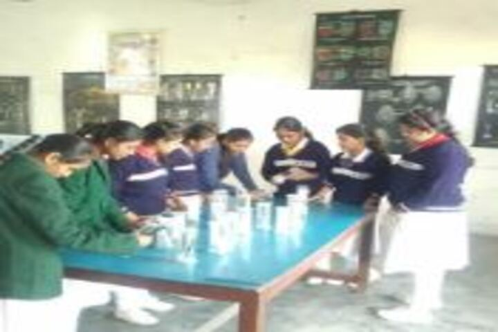 S B N International School-Science Lab