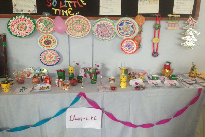 Sacred Heart School-Art and Craft