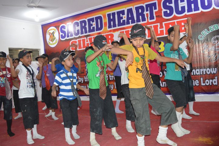 Sacred Heart School-Dances
