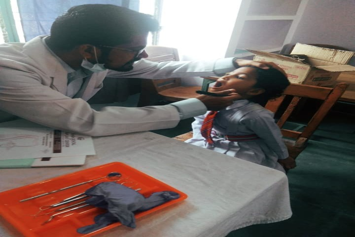Sacred Heart School-Dental Check Up
