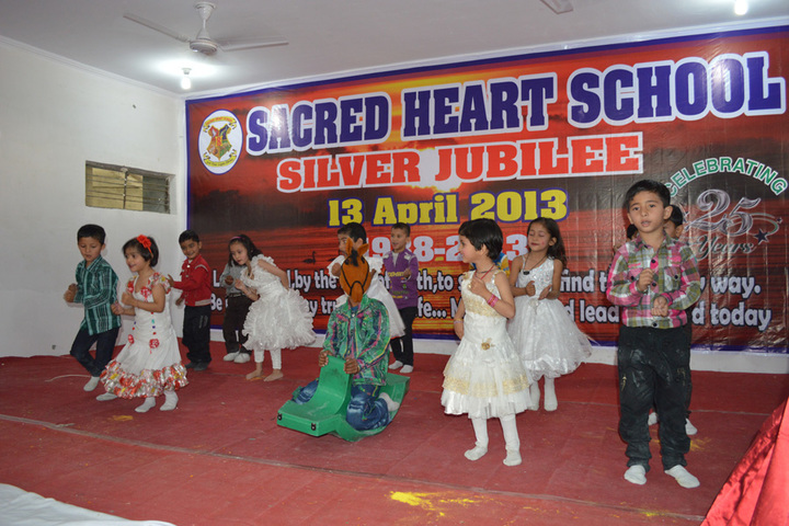 Sacred Heart School-Junior Wing Dances