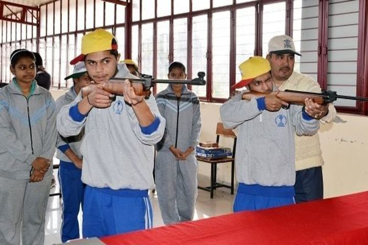 Sai Grace Academy International-Gun Shooting