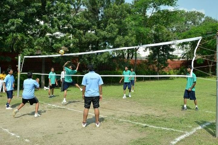 Sai Grace Academy International-Sports