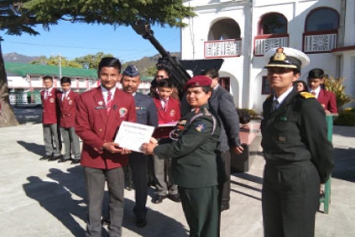 Sainik School-Academic Ceremony