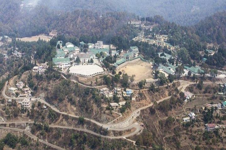 Sainik School-School View