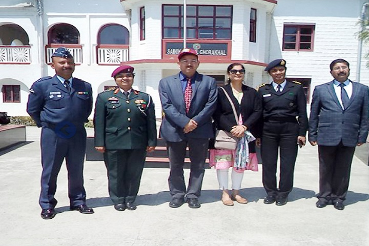 Sainik School-Staff