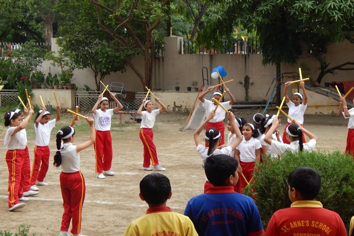 Saint Annes School-Activities