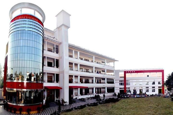 Saint Annes School-Campus