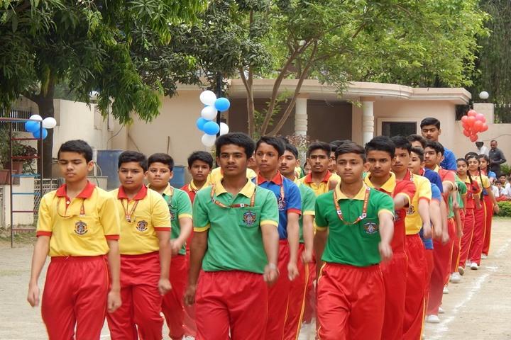 Saint Annes School-March Fast