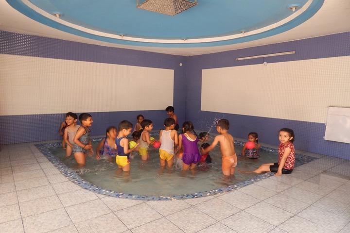 Saint Annes School-Pool Party