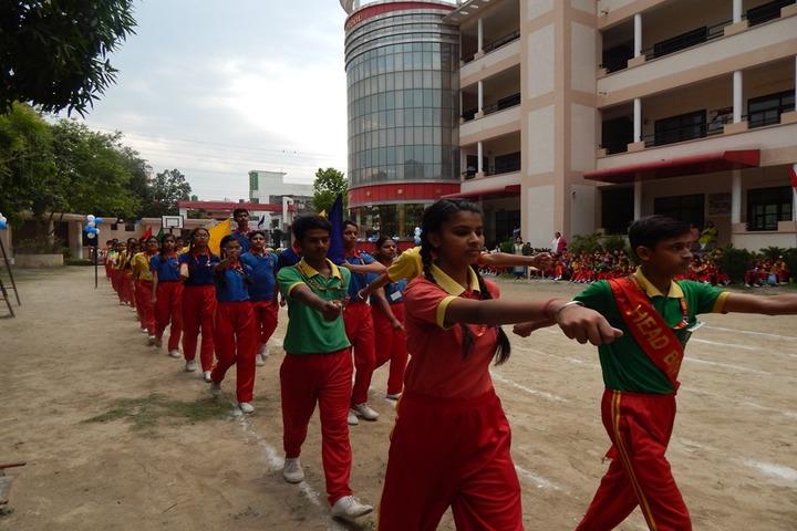 Saint Annes School-Sports Day