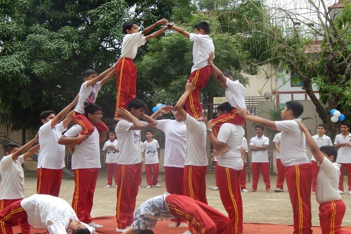 Saint Annes School-Sports Day2
