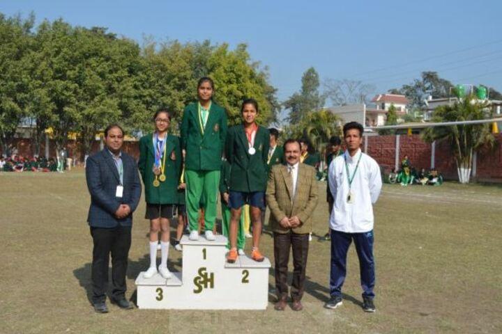 Samar Study Hall Senior Secondary School-Winners