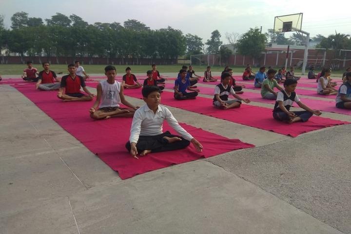 Samar Study Hall Senior Secondary School-Yoga