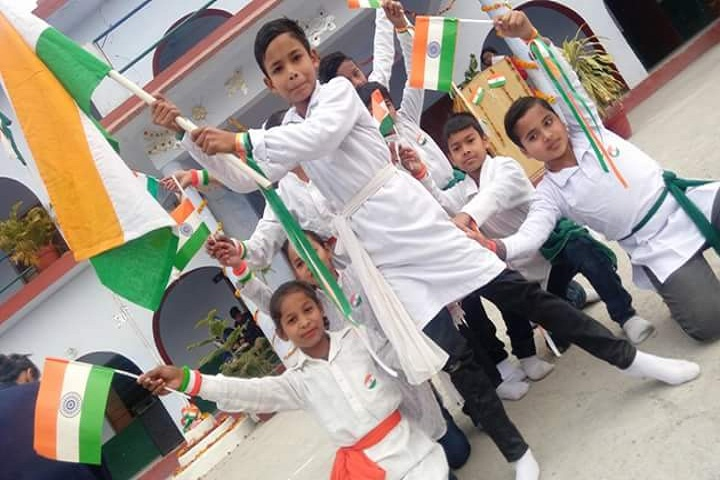 Sangam Children Academy-Independence Day Celebrations
