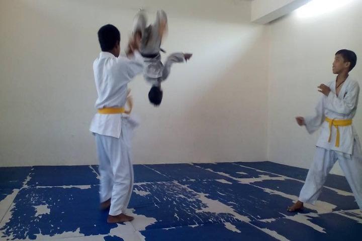 Sapience School-Karate