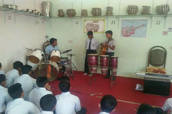 Sapience School-Music Room