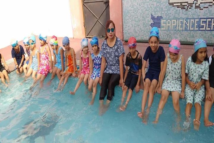 Sapience School-Pool Party