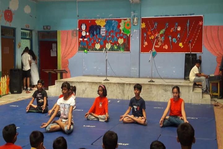 Sapience School-Yoga