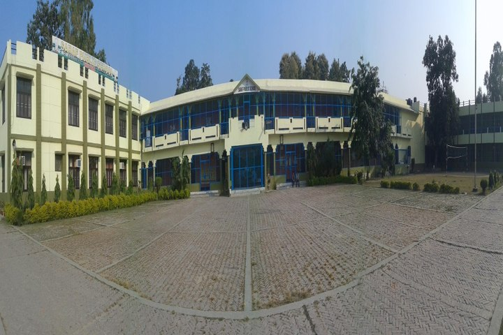 Saraf Public School-Campus View
