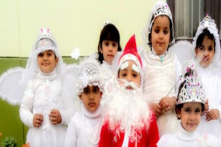 Saraf Public School-Christmas Day