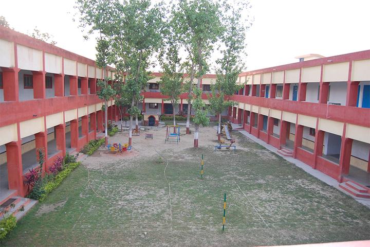 Sarvagya Public School-Campus