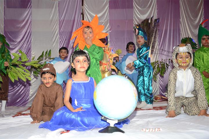 Sarvagya Public School-Fancy Dress
