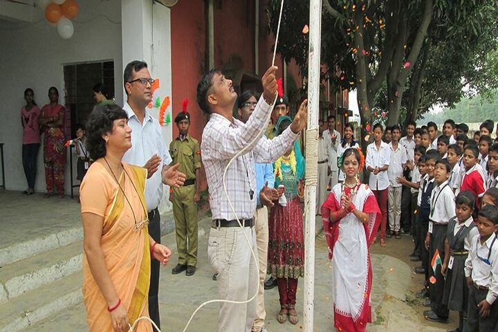 Sarvagya Public School-National Festival
