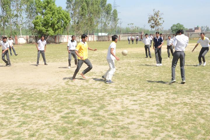 Sarvagya Public School-Sports