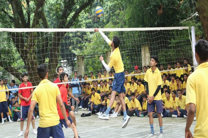 Scholars Home Senior Secondary School-Volley Ball