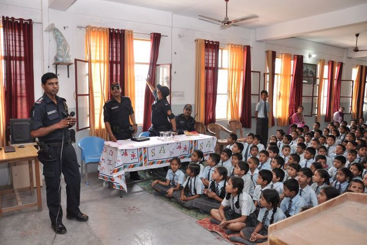 Scholars Academic Home-Road Safety