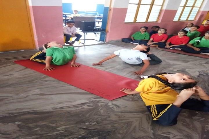 Scholars Academic Home-Yoga