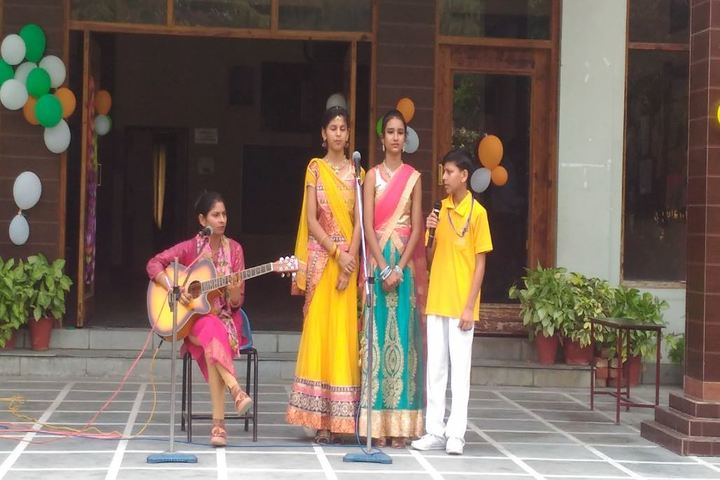 Scholars Academy-Independence Day Celebrations