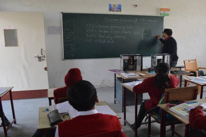 Scholars Valley International School-Classroom